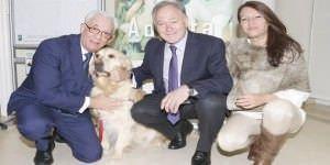 Terapias asistidas con mascotas