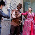 El Siglo de Oro vuelve a través de la ruta teatralizada 'Letras y Espadas'