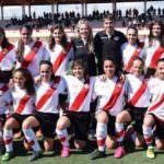 El hito de las futbolistas infantiles del Rayo Vallecano