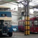 Exhibición de autobuses históricos, este domingo en 'Pasea Madrid'