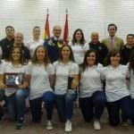 Triunfo para las jugadoras de balonmano de Villaverde