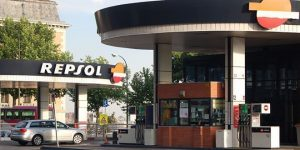 Gasolinera de Atocha
