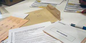 Finaliza el plazo para el voto por correo