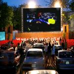El cine de verano aterriza en Madrid