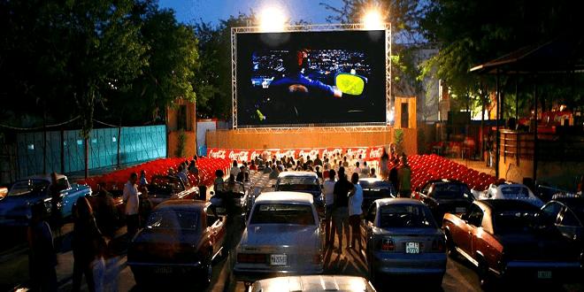 el cine al aire libre llega a madrid este verano