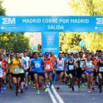'Madrid corre por Madrid', primera cita deportiva de la termporada