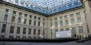 Cine de verano en el Palacio de Cibeles