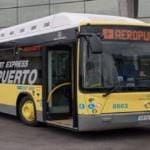 Los autobuses estrenan el pago con tarjeta