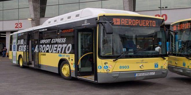 Autobús Exprés Aeropuerto