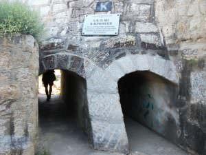 Tunel Camino Santiago etapa 2