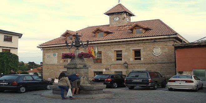 El paseo de los españoles, Navacerrada