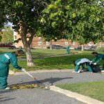 Talleres de jardinería y limpieza en Moratalaz y Usera para desempleados