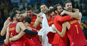 La selección masculina de baloncesto