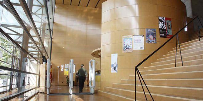 bibliotecas madrid