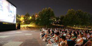 Cine de verano en los pueblos de Madrid