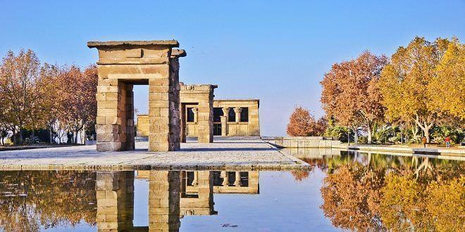 El Templo de Debod