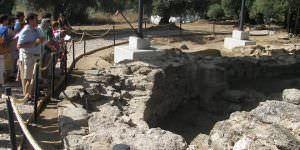 Yacimiento arqueológico La Mezquita, Cadalso de los Vidrios