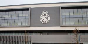 Real Madrid oficinas