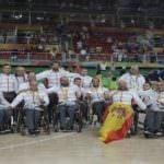 Dos madrileños consiguen medalla de plata en los Juegos Paralímpicos