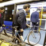Las bicicletas ya pueden acceder a cualquier hora en 92 estaciones de Metro