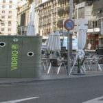 Comienzan a instalarse los nuevos aseos públicos y demás mobiliario urbano