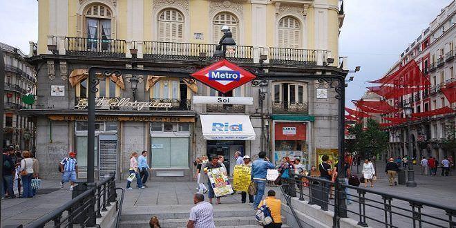 Metro de de Madrid