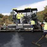 Mejoras en la carretera que sube al Puerto de Navacerrada