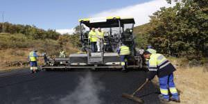 Obras de mejora en la carretera M-601