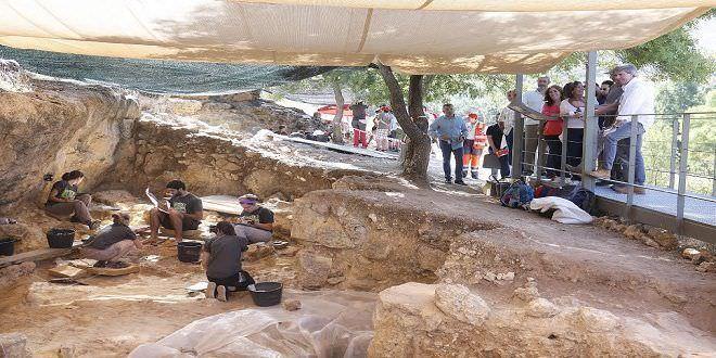 Vuelven las visitas guiadas al Valle de los Neandertales