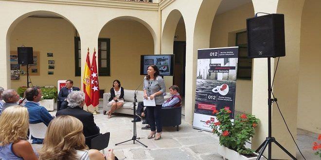 Acto de presentación de la campaña
