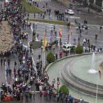 La Fiesta de la Trashumancia trae miles de ovejas a la capital