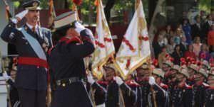 Desfile Día de la Hispanidad