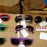 Localizados 246.120 pares de gafas de sol falsificadas