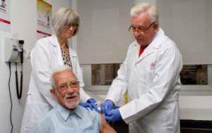 Vacunación contra la gripe en la Comunidad de Madrid
