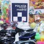 Más de 500 artículos inseguros han sido retirados por la Policía en Latina