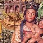 Día castizo y religioso en Madrid, por la celebración de la Almudena