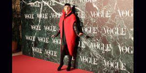 Premios Vogue Joyas 2016 con Rossy de Palma. Foto: Andreína Pérez