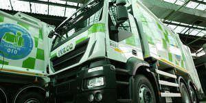 Nuevos camiones de recogida de basura