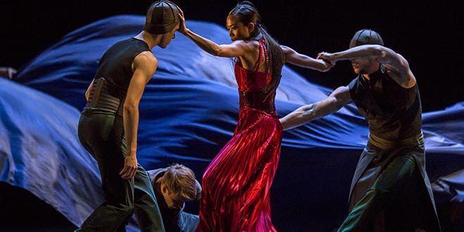 Tristán e Isolda en Madrid en Danza