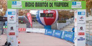 Medio Maratón Rockero Villaverde