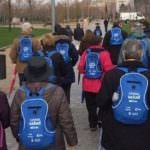 'Walking people', un programa de rutas en la ciudad