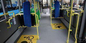 Nueva flota de autobuses para Madrid