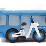 Las bicis ya están permitidas en el autobús al aeropuerto
