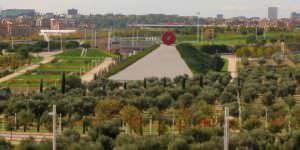 Día sin cole en el Parque de Juan Carlos I