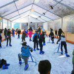 Cinco lugares para patinar sobre hielo en Navidad