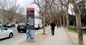 rutas urbanas wap walking people