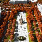 Los madrileños escogerán el proyecto definitivo para la plaza España