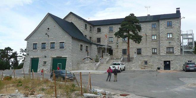 Residencia militar de los Cogorros