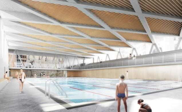 cebada polideportivo piscina