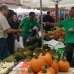 La venta directa de alimentos madrileños vuelve a Matadero